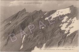 Le Roc De Belleface (73) - Col Du Petit Saint-Bernard - France