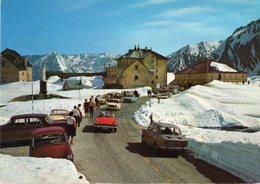 < Automobile Auto Voiture Car >> Daf Daffodil,Sunbeam Alpine, Simca 1000, Fiat 1100, Neige Ski - Voitures De Tourisme