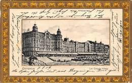 West-Vlaanderen Oostende Ostende Les Grand Hotels  De Grote Hotels        I 4486 - Oostende