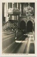 Alt-Berlin - St. Nicolai - Kanzel Und Orgel - Foto-AK - Verlag Ludwig Walter Berlin - Kirchen U. Kathedralen