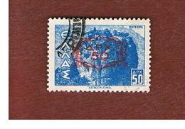 GRECIA (GREECE) - SG 628  -   1946  STAMP OVERPRINTED  - USED ° - Grecia