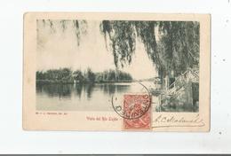 ARGENTINA 38 VISTA DEL RIO LUJAN 1903 - Argentine