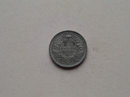 1945 - 1/4 Rupee ( KM 547 ) Uncleaned ! - Indien