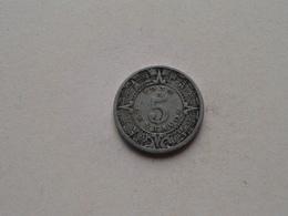 1936 M - 5 Centavos ( KM 423  ) Uncleaned ! - Mexique