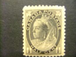 CANADA 1898 - 03 Reine Victoria Queen Victoria Yvert 62 ** MNH - Usados