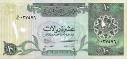 Qatar 10 Riyals XF - Qatar