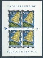 België OBP Blok Nr: 34 Postfris / MNH / ** - Blocks & Sheetlets 1962-....