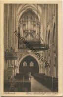 Halberstadt - Dom - Orgel - Verlag R. Lederbogen Halberstadt - Kirchen U. Kathedralen