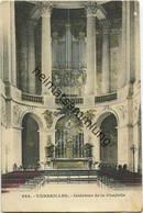 Versailles - Interieur De La Chapelle - Rückseite Beschrieben 1909 - Kirchen U. Kathedralen