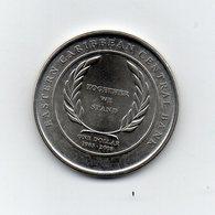 Caraibi - 2008 - 1 Dollaro - Vedi Foto - (MW1917) - Caraïbes Orientales (Etats Des)