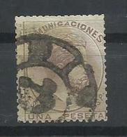 ESPAÑA EDIFIL 127 - 1872-73 Reino: Amadeo I