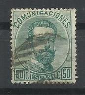 ESPAÑA EDIFIL 126 - 1872-73 Reino: Amadeo I