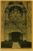 Amorbach I. O. - Abteikirche - Orgel - Verlag M. Fahs Amorbach - Kirchen U. Kathedralen