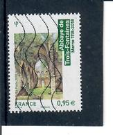 Yt 5240 Abbaye Des Trois Fontaines - France