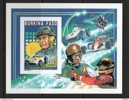 BURKINA FASO1995 BLOCK ONGETAND IMPERFORATED  NIEUW // NEUF VF TB - Burkina Faso (1984-...)