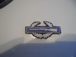 Badge CIB (combat Infantry Badge ) Moderne - Ecussons Tissu