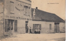Saint Germain Les Arpajon La Grande Folie - France