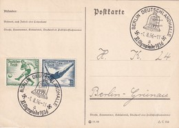 ALLEMAGNE 1936 CARTE DE BERLIN  THEME JEUX OLYMPIQUES - Allemagne