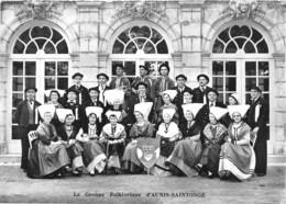 Saintes - Le Groupe Folklorique D'Aunis-Saintonge - Musiciens - Saintes