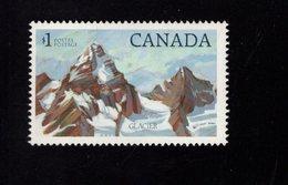 675482686 CANADA 1982  POSTFRIS MINT NEVER HINGED POSTFRISCH EINWANDFREI SCOTT 934 GLACIER NATIONAL PARK - 1952-.... Règne D'Elizabeth II