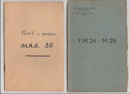Fascicules FM/ Mas 36 - Francia
