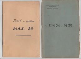 Fascicules FM/ Mas 36 - Cataloghi