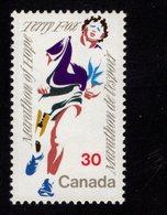 675484033 CANADA 1982  POSTFRIS MINT NEVER HINGED POSTFRISCH EINWANDFREI SCOTT 915 TERRY FOX MARATHON OF HOPE - 1952-.... Règne D'Elizabeth II