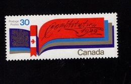 675484855 CANADA 1982  POSTFRIS MINT NEVER HINGED POSTFRISCH EINWANDFREI SCOTT 916 CONSTITUTION - 1952-.... Règne D'Elizabeth II