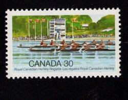 675485518 CANADA 1982  POSTFRIS MINT NEVER HINGED POSTFRISCH EINWANDFREI SCOTT 968 ROYAL CANADIAN HENLEY REGATTA - 1952-.... Règne D'Elizabeth II