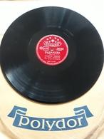 Polydor  Inc. Francese   -   - Nr. 560.465   -  J. Francois  E  P. Durand - 78 T - Disques Pour Gramophone