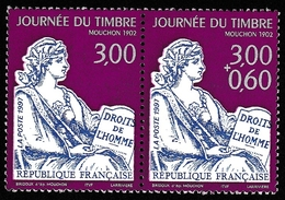 1997 Journée Du Timbre - France