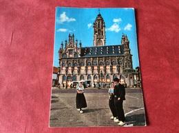 Nederland. Pays-Bas. Holland. Zeeland ( Klederdracht  ) - Kostums