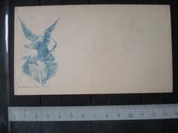 ENVELOPPE   AIGLE  EAGLE - United States
