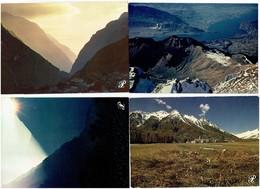 Lot 4 Cpm - PRESTIGE ANNECY - HAUTES-ALPES - DAUPHINE - - Illustrateurs & Photographes