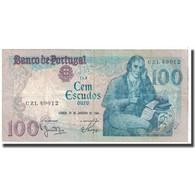 Billet, Portugal, 100 Escudos, 1984, 1984-01-31, KM:178c, TB - Portugal
