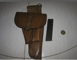 Holster Pour PA MAC 50 + 1 Chargeur Vide - Indochine - Equipement