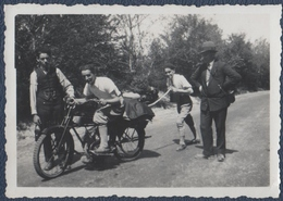 Photo.Moto, Peugeot, Terrot, Motobécane ..... - Cyclisme