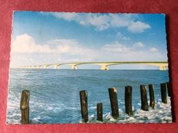 Nederland. Pays-Bas. Holland. Zeelandbrug ( Brug Pont Bridge ) - Puentes