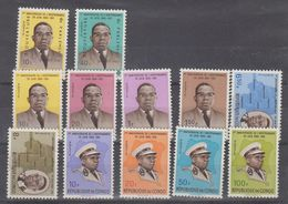 Congo 1961 President Kasavubu 12w (see Scan) ** Mnh (41394) - Republiek Congo (1960-64)