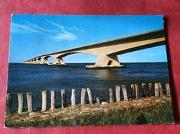 Nederland. Pays-Bas. Holland. Zeelandbrug ( Brug Pont Bridge ) - Bridges