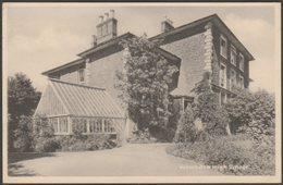 Wembdon High School, Somerset, 1949 - Lofthouse, Crosbie & Co Postcard - Other