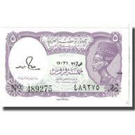 Billet, Égypte, 5 Piastres, 1940, KM:182f, SUP - Egypte