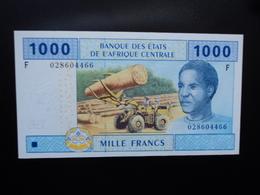 GUINÉE ÉQUATORIALE : 1000 FRANCS  2002   P 507F     NEUF - Guinée Equatoriale