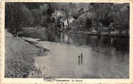 Luxembourg Chassepierre La Semois  Florenville      I 4518 - Chassepierre
