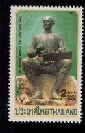 675497755 THAILAND 1986  POSTFRIS MINT NEVER HINGED POSTFRISCH EINWANDFREI SCOTT 1144 STATUE OF SUNTHON PHU - Thaïlande