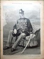 L'illustrazione Popolare 1 Ottobre 1899 Congresso Dei Pompieri Anzoletti Ugolino - Ante 1900