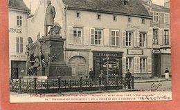 CPA -SAINT-DIE (88) - Maison Où Fut Imprimé En 1507 La 1° Fois Le Mot Amérique - Cosmographie Introductio - Saint Die