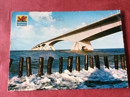 Nederland. Pays-Bas. Holland. Zeelandbrug ( Brug Pont Bridge ) - Ponts