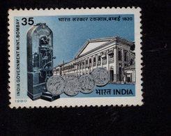 675500194 INDIA 1980  POSTFRIS MINT NEVER HINGED POSTFRISCH EINWANDFREI SCOTT 885 GOVERNMENT MINT BOMBAY - Inde