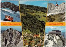 Schladming :  THIOKOL SNOWCAT, Gletscherstation, Dachstein - (Austria) - Toerisme